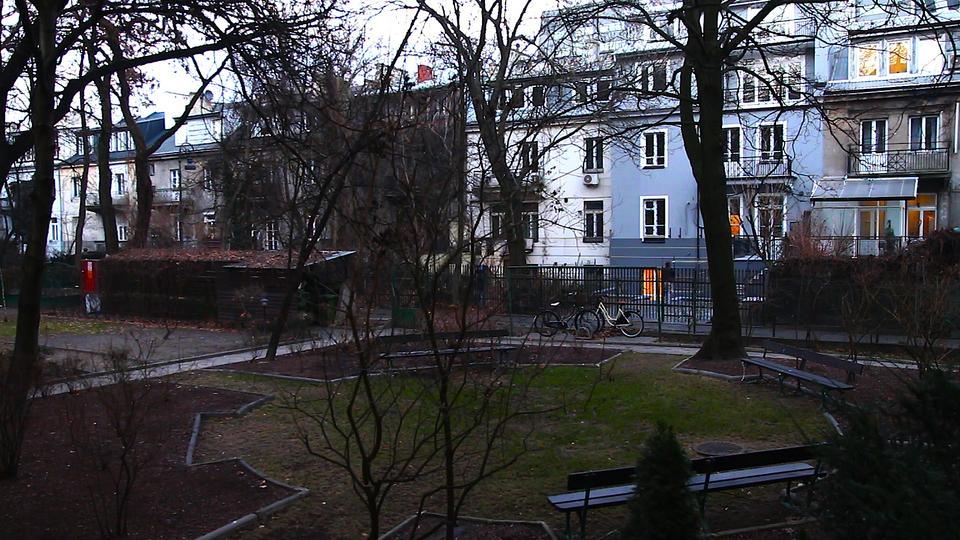 100-metrowe mieszkanie Katarzyny Warnke - położone w bardzo wyjątkowym miejscu