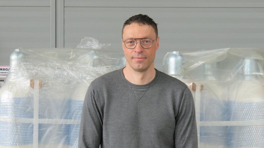 Dr n. med. Michał Domagała