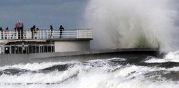 Uwaga na silny wiatr nad morzem i w górach! IMGW wydał żółty alert