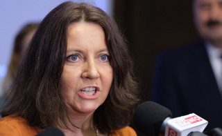 Posłowie KO złożyli wniosek do komisji etyki o ukaranie Joanny Lichockiej