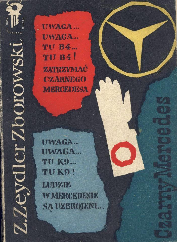 """Zygmunt Zeydler-Zborowski, """"Czarny mercedes"""" (1958)"""