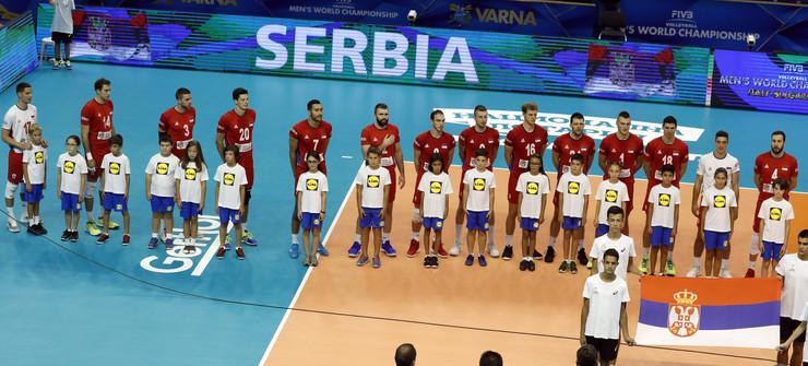 Odbojkaši Srbije