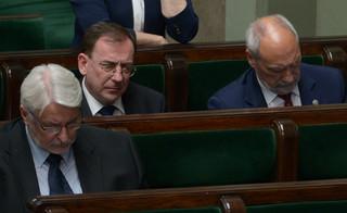 Julia Przyłębska zablokuje sprawę Kamińskiego przed SN?