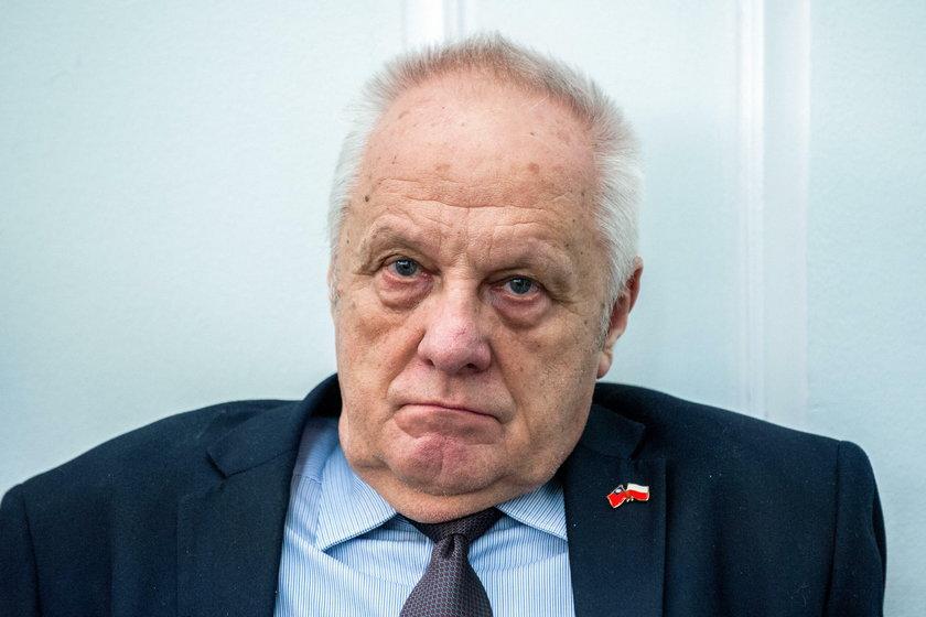 Stefan Niesiołowski o ojcu Tadeuszu Rydzyku