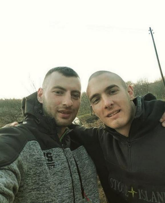 Milan Mišković i Ilija Đokić