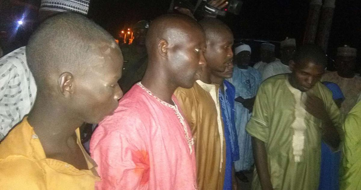 10 Zamfara indigenes enslaved in Burkina Faso regain freedom - Pulse Nigeria