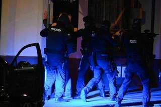 Strzelanina w Wiedniu. 'Ohydny zamach terrorystyczny'