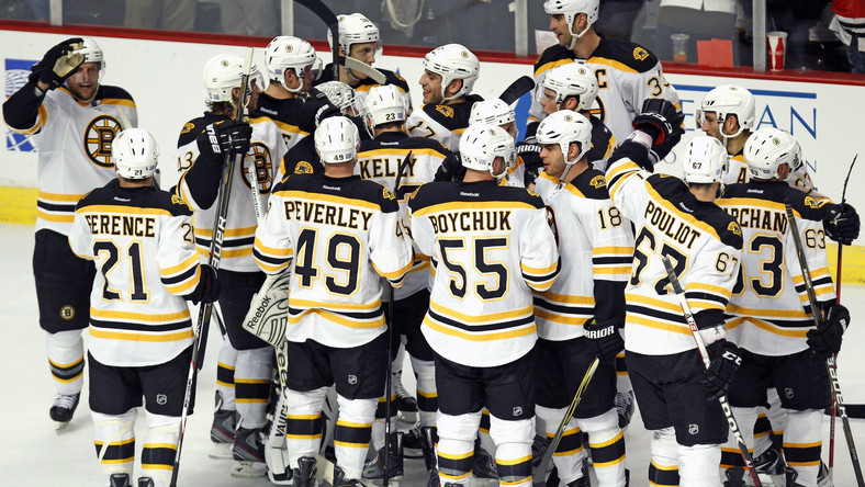 Hokeiści Boston Bruins