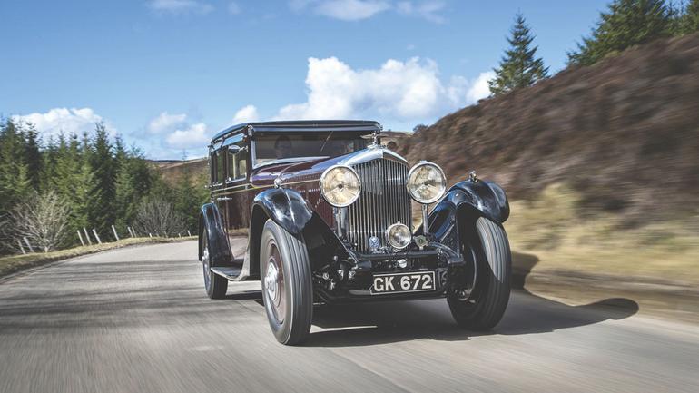 Bentley 8 Litre - Najlepszy może być tylko jeden...