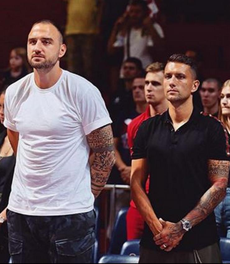 Tadija Dragićević i Boško Janković