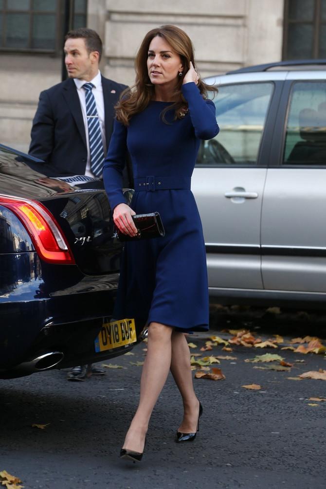 Kejt Midlton danas u Londonu