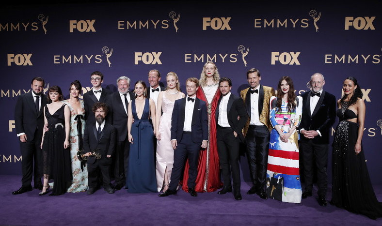 Laureaci narody Emmy