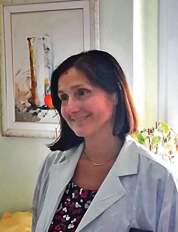 Prof Dragana Jovanovic