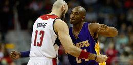 """Gortat wstrząśnięty śmiercią Kobe'go Bryanta. """"Łzy w oczach"""""""