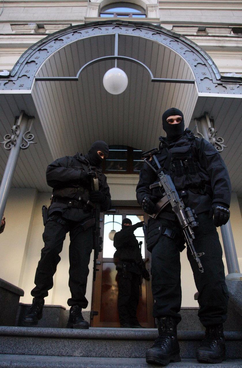 Ksi?gow? firmy Naftogaz Ukrainy aresztowano w Rosji