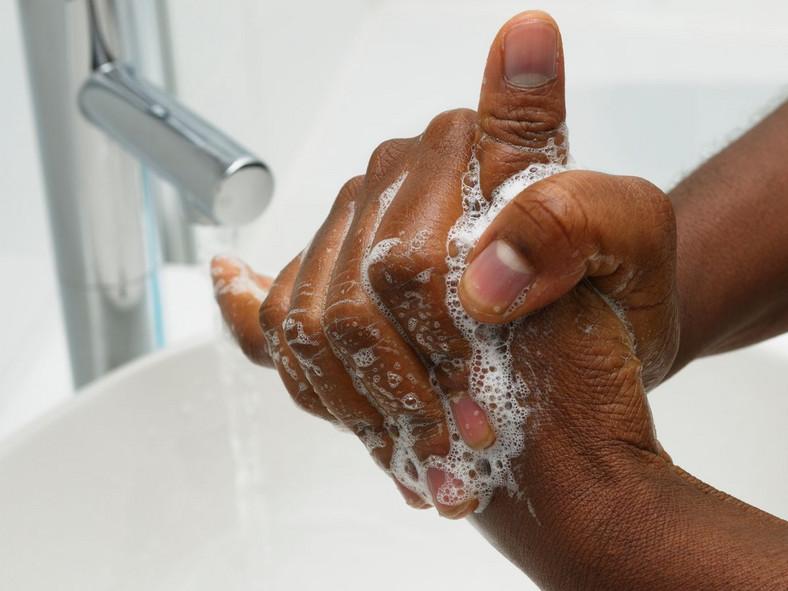 Scrub your hands thoroughly (watchdoguganda)