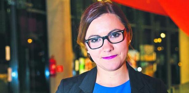 Katarzyna Wiśniewska, adwokat, koordynatorka Programu Spraw Precedensowych Helsińskiej Fundacji Praw Człowieka, fot Wojciech Górski