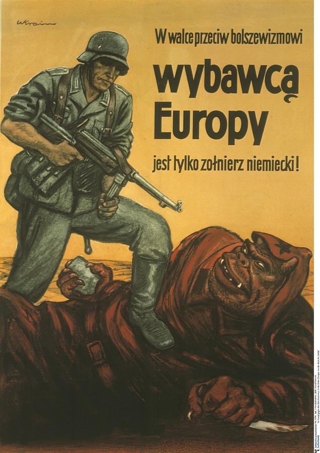 Plakaty Propagandowe Z Czasów Ii Wojny światowej Wiadomości