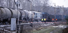 Chaos na torach po wypadku w Myszkowie. Odwołane pociągi
