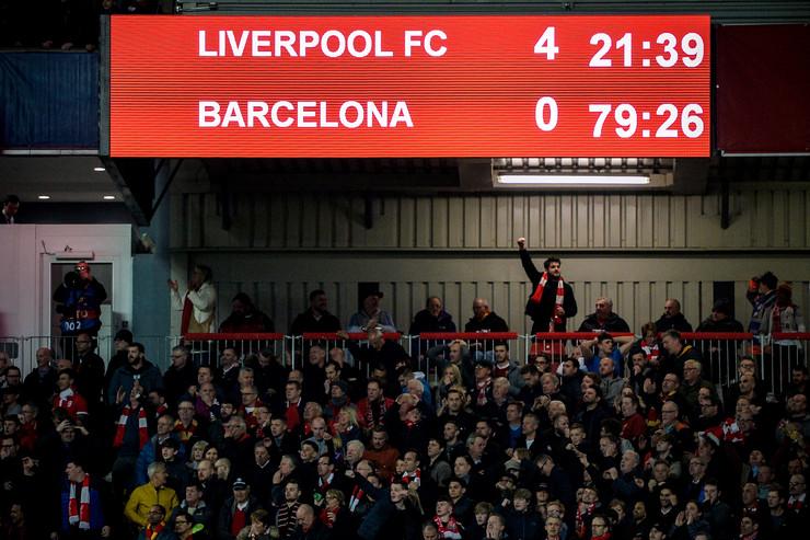 FK Liverpul, FK Barselona