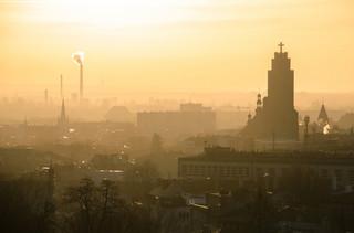 Eureka: Smog się nie przeciśnie