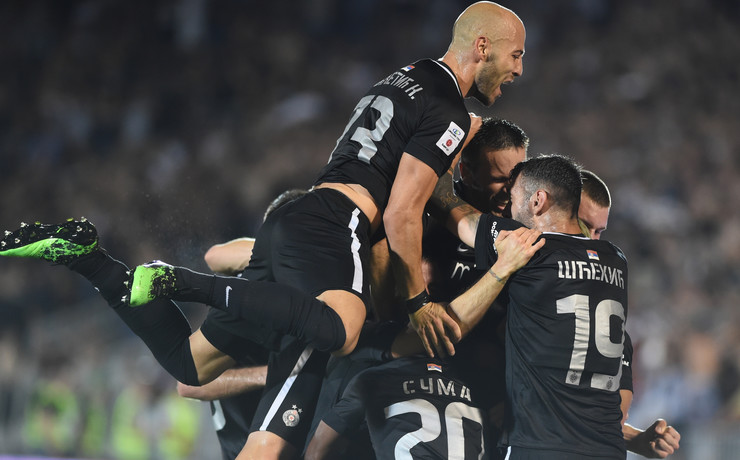 FK Partizam, FK Malatija, Fudbaleri Partizana