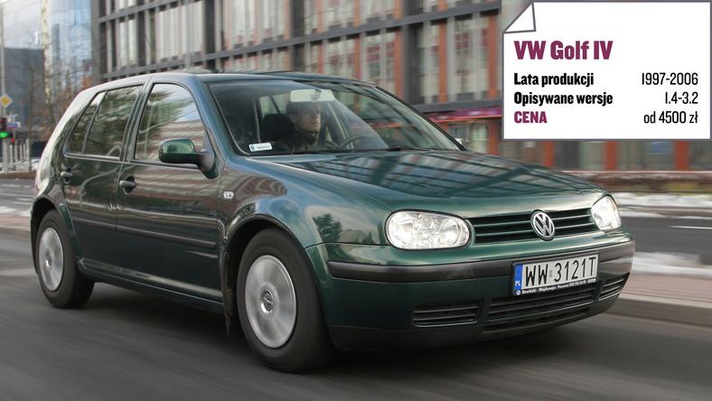 Poważnie Volkswagen Golf IV - ile jest dziś wart? WB75
