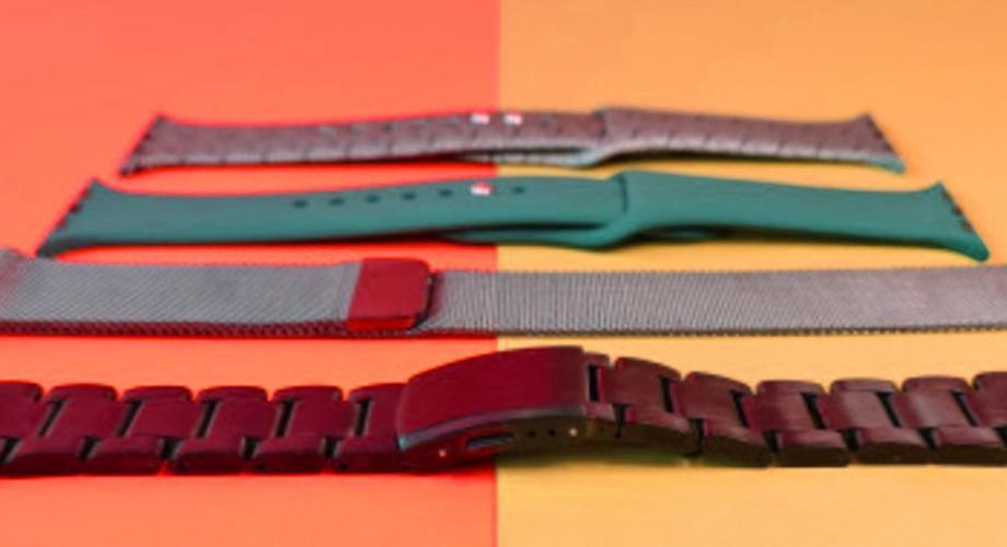 Armbänder für die Apple Watch: Geht's auch günstiger?