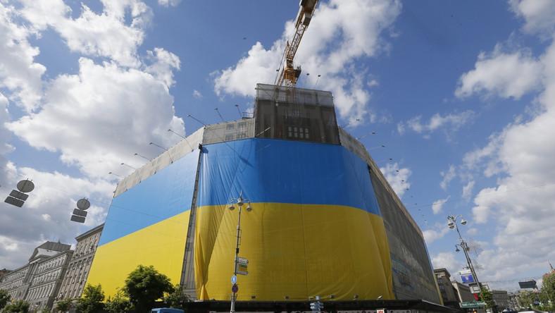 Skromny Dzień Zwycięstwa na Ukrainie. Boją się prowokacji