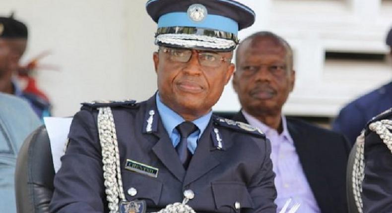 Isaac Crentsil — Commissioner, Customs