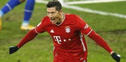 Niespodziewany remis Bayernu. Zobacz efektowane trafienie Lewandowskiego