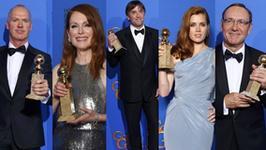 """Złote Globy 2015 przyznane, """"Ida"""" bez statuetki. Oto laureaci"""