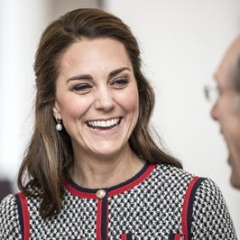 Księżna Kate w skromnej stylizacji. Nadal pięknie?
