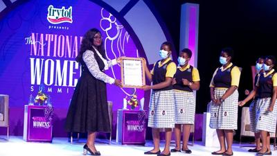 Impact Woman Honors 2021: Charterhouse honours Veronica Bekoe, Methodist Girls SHS Robotic Club