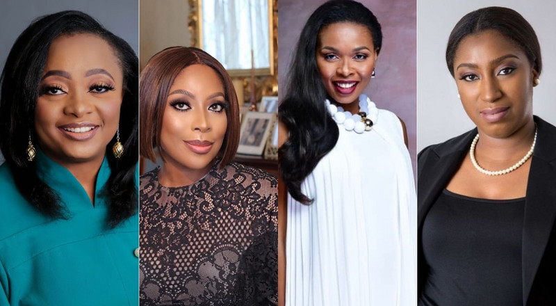 Meet Nigeria's leading women in film business