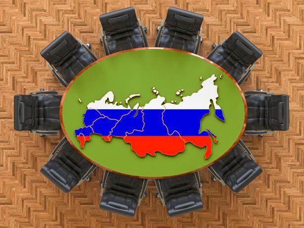 Rosja. Polityka. Spotkanie rządu
