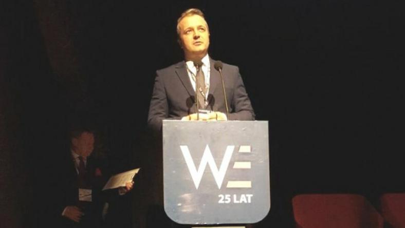 Wojewoda Bogdanowicz na Welconomy