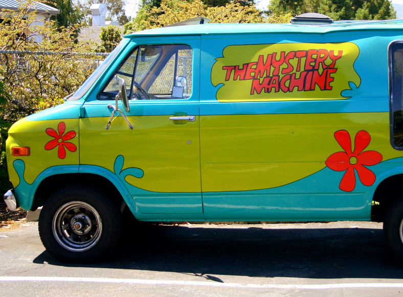 """Kreskówka """"Scooby Doo"""" zajęła pierwsze miejsce w rankingu najzdrowszych bajek dla dzieci"""