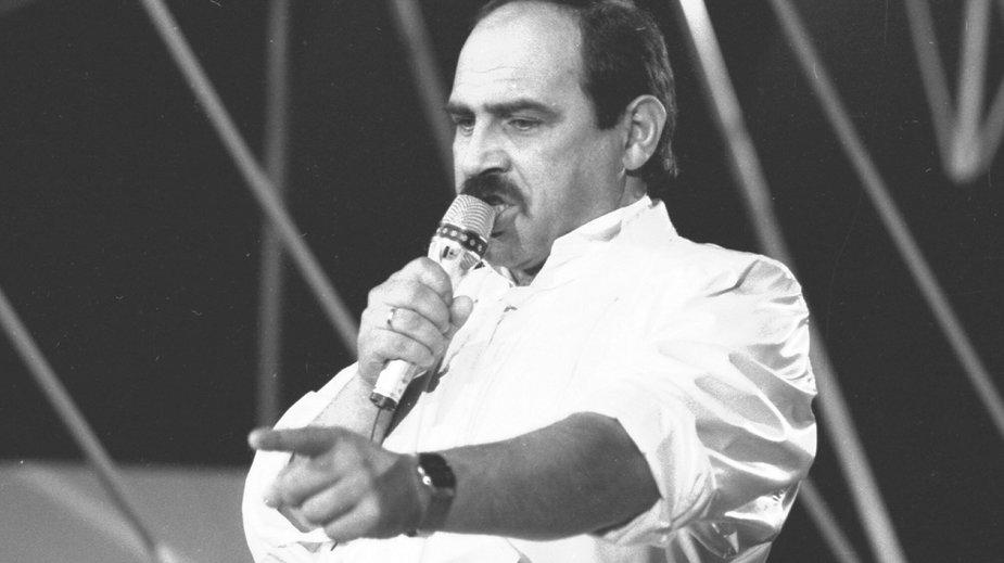 Andrzej Zaucha, Krajowy Festiwal Piosenki Polskiej w Opolu 1986 r