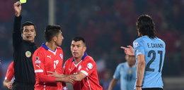 Brudna prowokacja Chile wobec Messiego! Znów chodzi o palec!