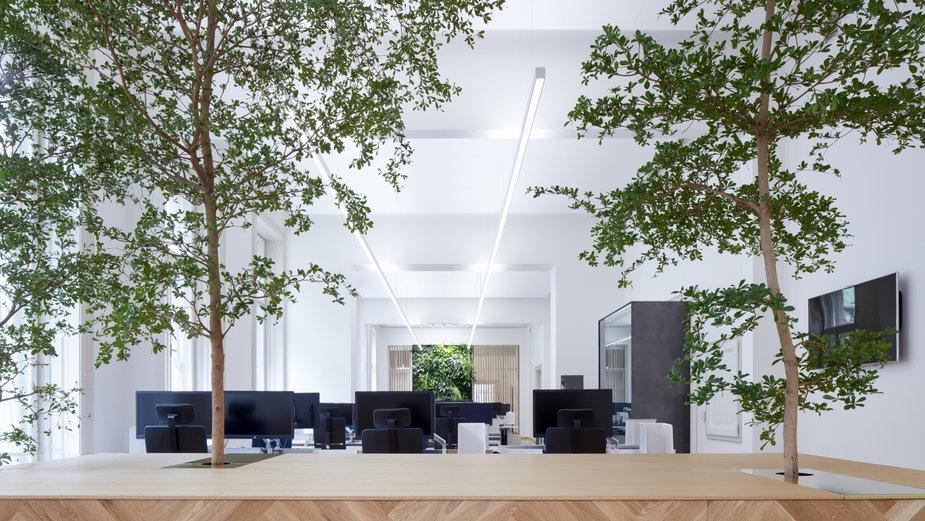 Czesi potrafią! Zmienili starą willę w centrum Pragi w nowoczesne biuro