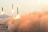 severna koreja kim džong un rakete lansiranje