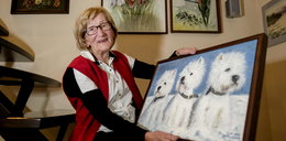 Tańczę, maluję i biegam - mówi 94-latka z Katowic