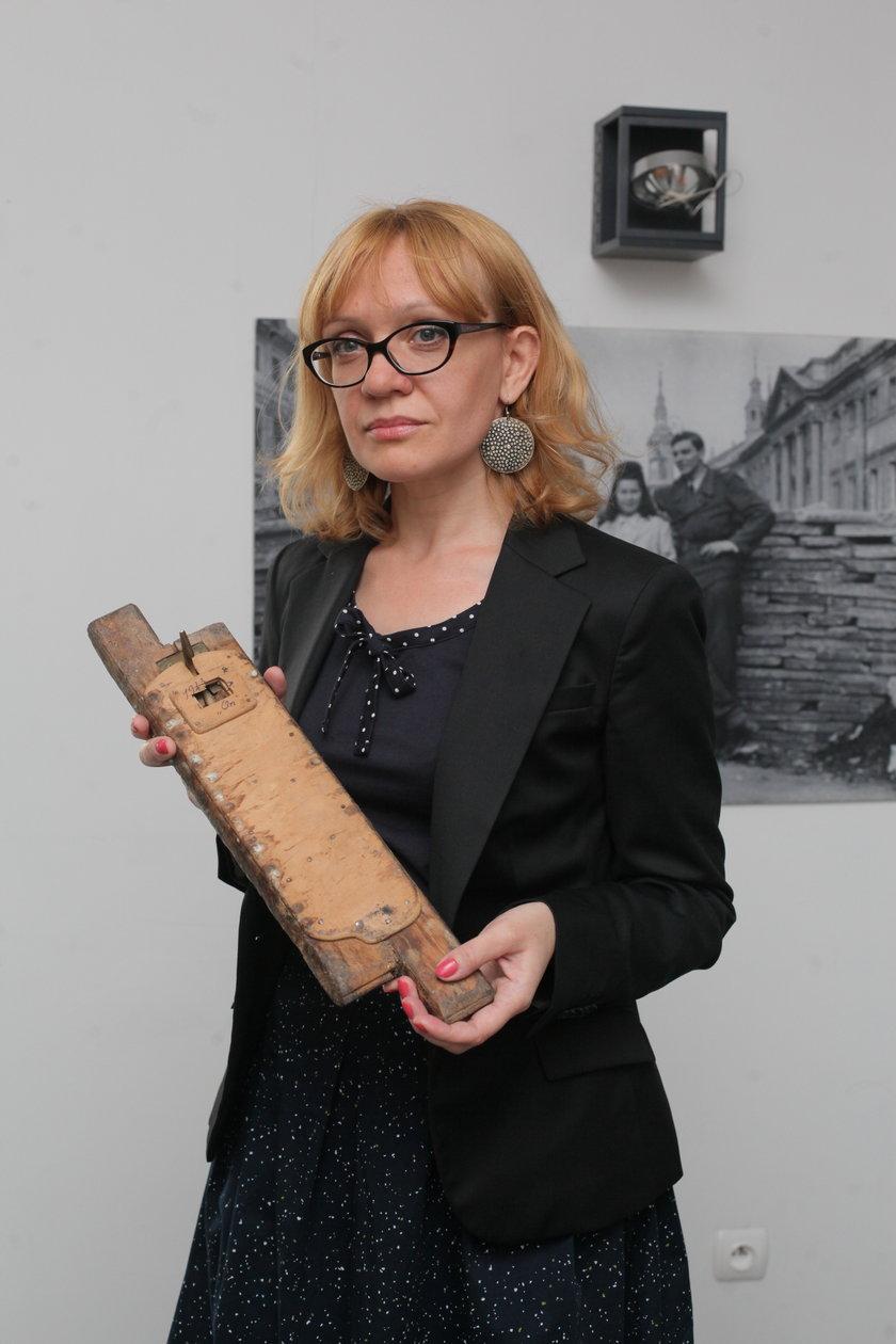 Katarzyna Utracka, dyrektor działu historycznego MPW