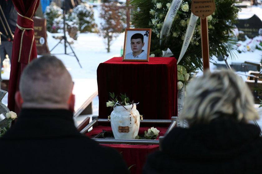 Pogrzeb Piotra