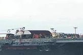 Nosac aviona Dzerald R Ford01 foto Wikipedia U S Navy Aidan P Campbell