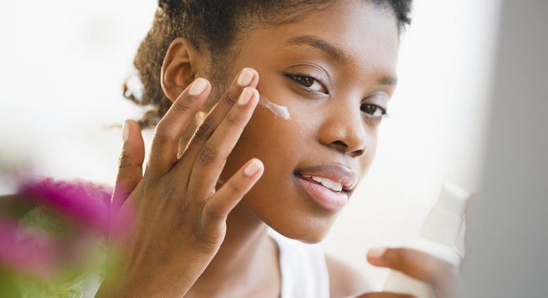 Signs of sensitive skin (essence)