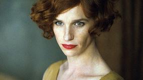 Pierwsze zdjęcie Eddiego Redmayne'a w roli transseksualistki