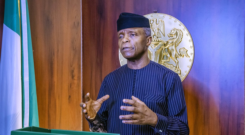 Nigeria's 5m homes solar power initiative groundbreaking project – Osinbajo