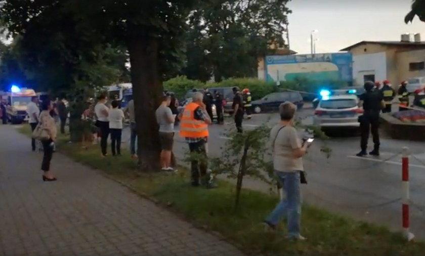 Alarm bombowy w pociągu Warszawa-Berlin. Ewakuowano pasażerów